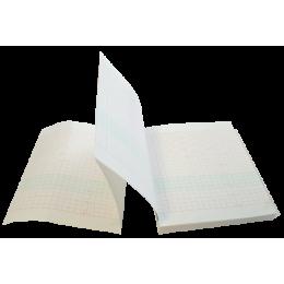 Papier pour cardiotocographe LETO 9 - Echelle 20 BPM (10 liasses)